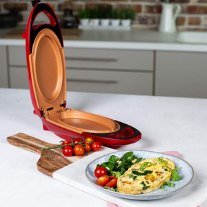 (🔥HOT🔥) 5-minute Red Copper Chef - Non-stick omelet pan-50% OFF!