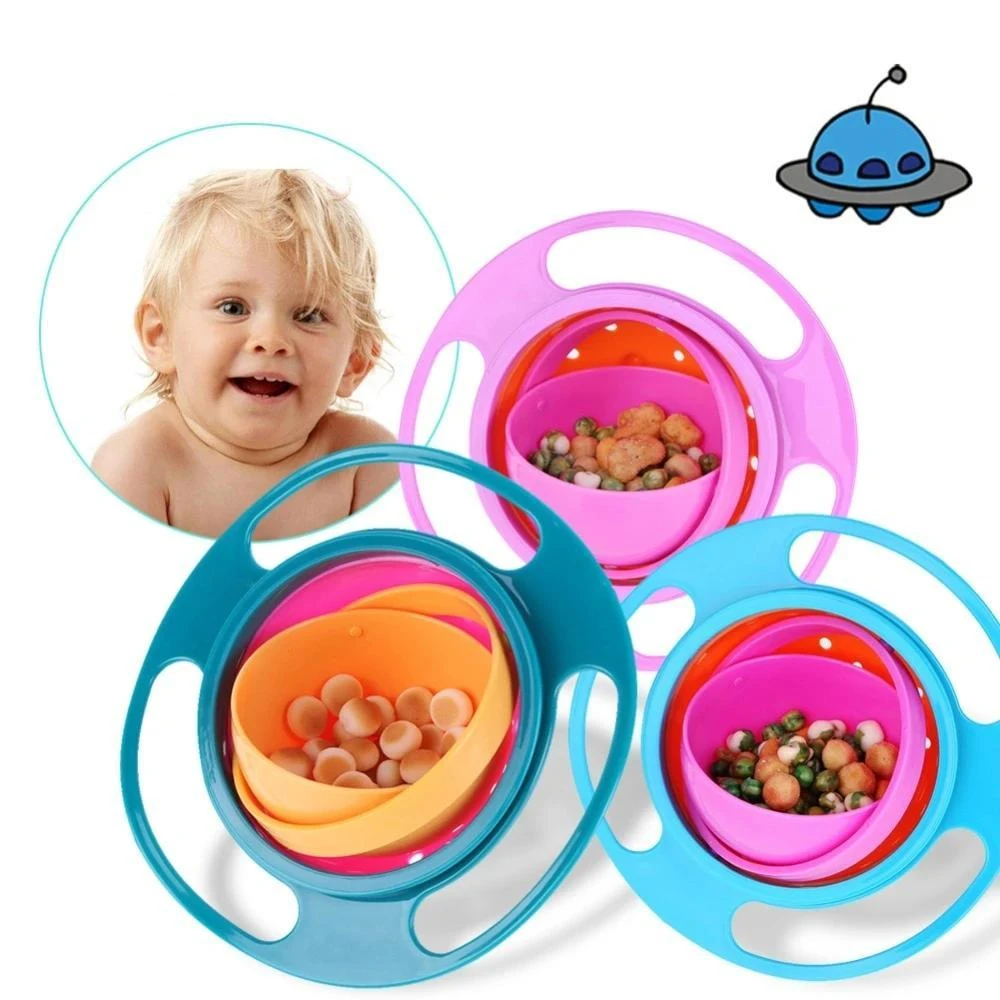 (Buy 1, Get 1 FREE)Magic Bowl - HappyBaby[Today Only]