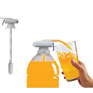 EZ DRINK DISPENSER - NO MESS, NO SPILLS
