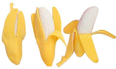 Banana Decompression Rubber Toys