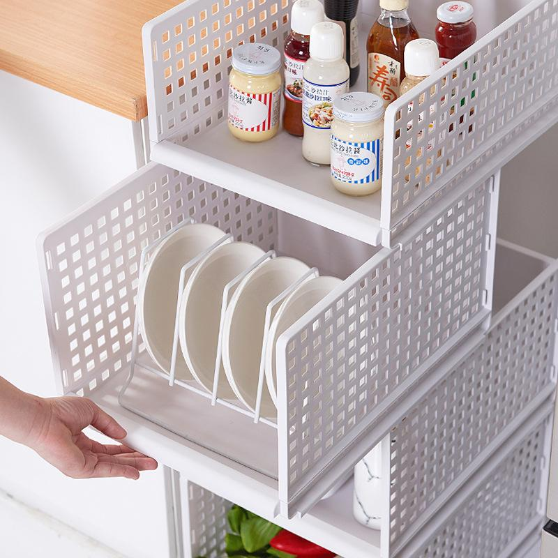 【FREE SHIPPING】New Drawer Storage Frame
