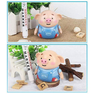 Innovational Pen Inductive Toy Piggy