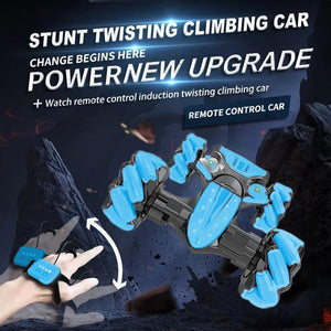 Gesture Control Double-Sided Stunt Car(free shipping)