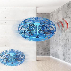 LAST DAY LIMITED TIME SPECIAL -MINI DRONE QUAD INDUCTION LEVITATION UFO