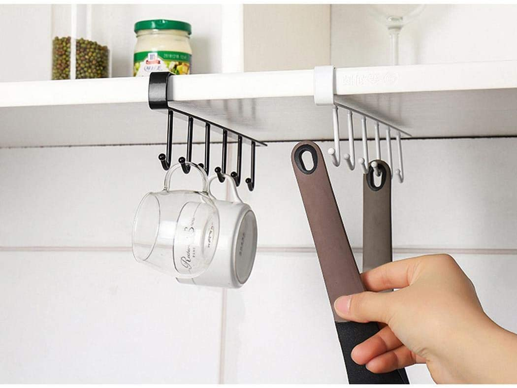 Under Cabinet Organiser Rack( BUY TWO GET ONE FREE)