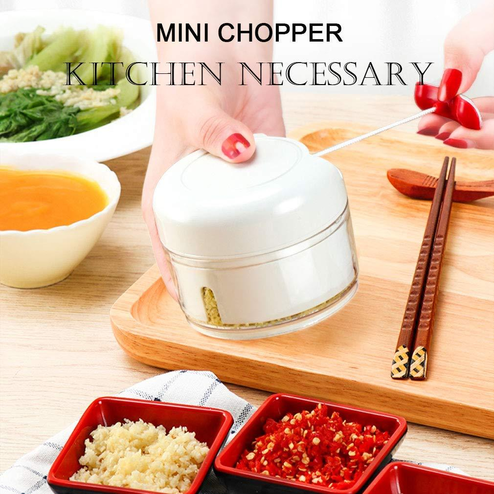 Mini Food Chopper Food Slicer (Up to 50% OFF)