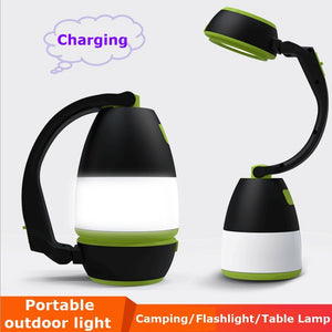 【50% OFF TODAY】3 in1  Portable LED Camping light