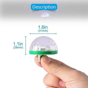 USB Mini Mushroom Light(Limited time today - 3 interfaces available!!)