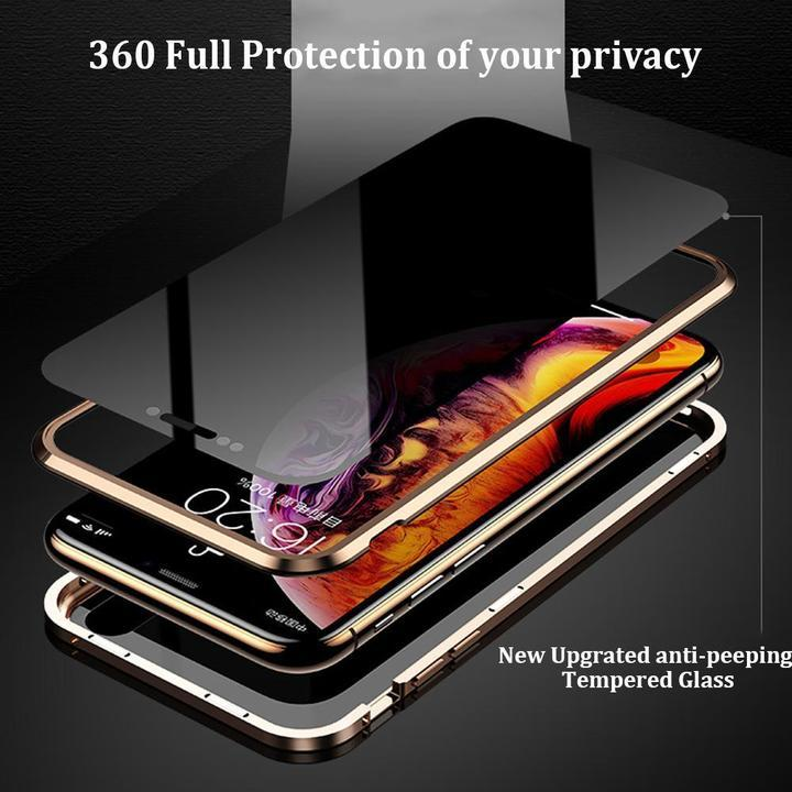 Buy 2 free shipping - Privacy Protection Anti-peep Magnetic Phone Case( Double Side)