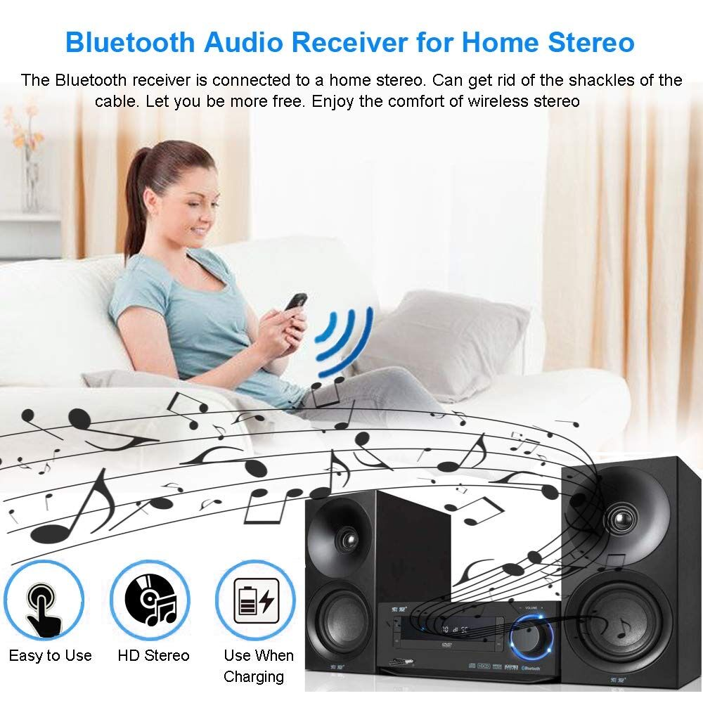 (HOT SALE )Car Bluetooth Receiver-Buy 2 FREE SHIPPING