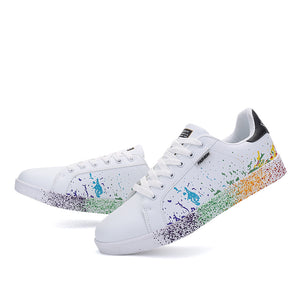 Men's fashion design adult sneakers