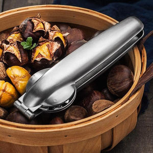 Buy More Save More Stainless Steel Chestnut Opener