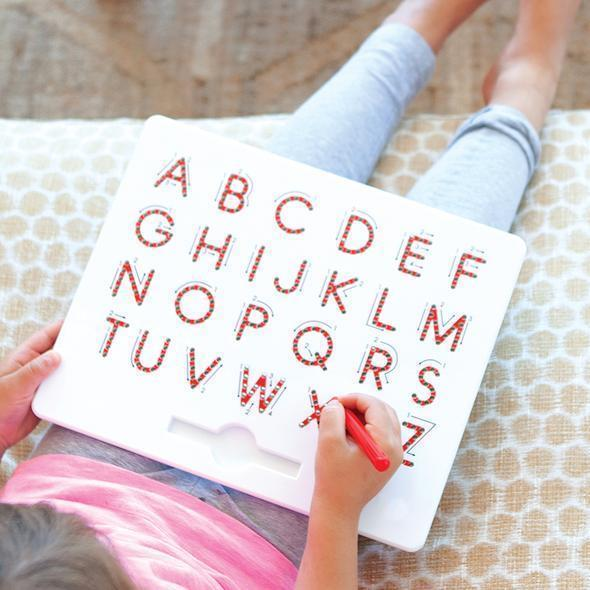 (🎊Christmas Gifts) Ms. Mona's Magnetic Alphabet Learner