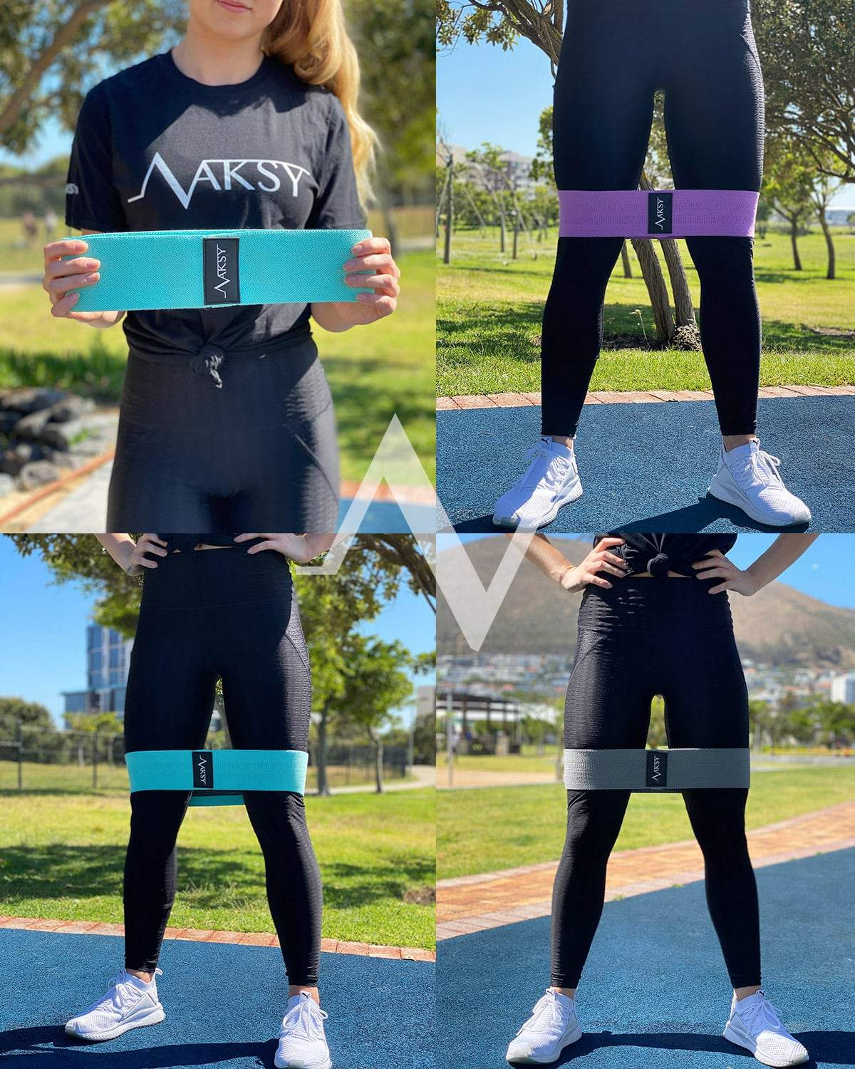 (🔥 HOT SALE 🔥)Hip Resistance Booty Builder Bands