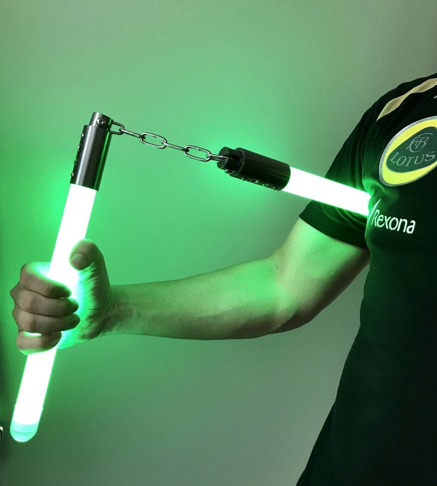 LED Color Change Nunchaku--Buy Two Free Shipping(Suitable for stage performances)