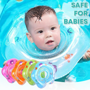 【HOT SALE】FLOATECK™ - THE BABY NECK FLOAT RING-BUY 4 Save $8+Free Shipping