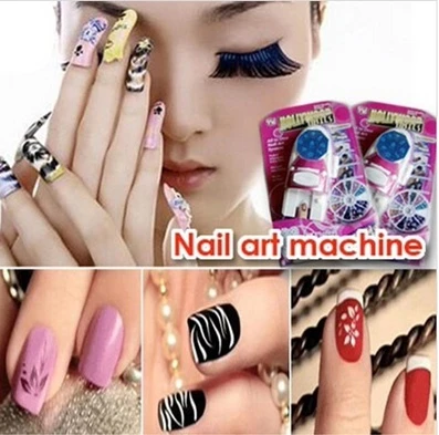【🔥HOT SALE🔥】 Hollywood Nails Art And Painting Device(Buy 2 free shipping)