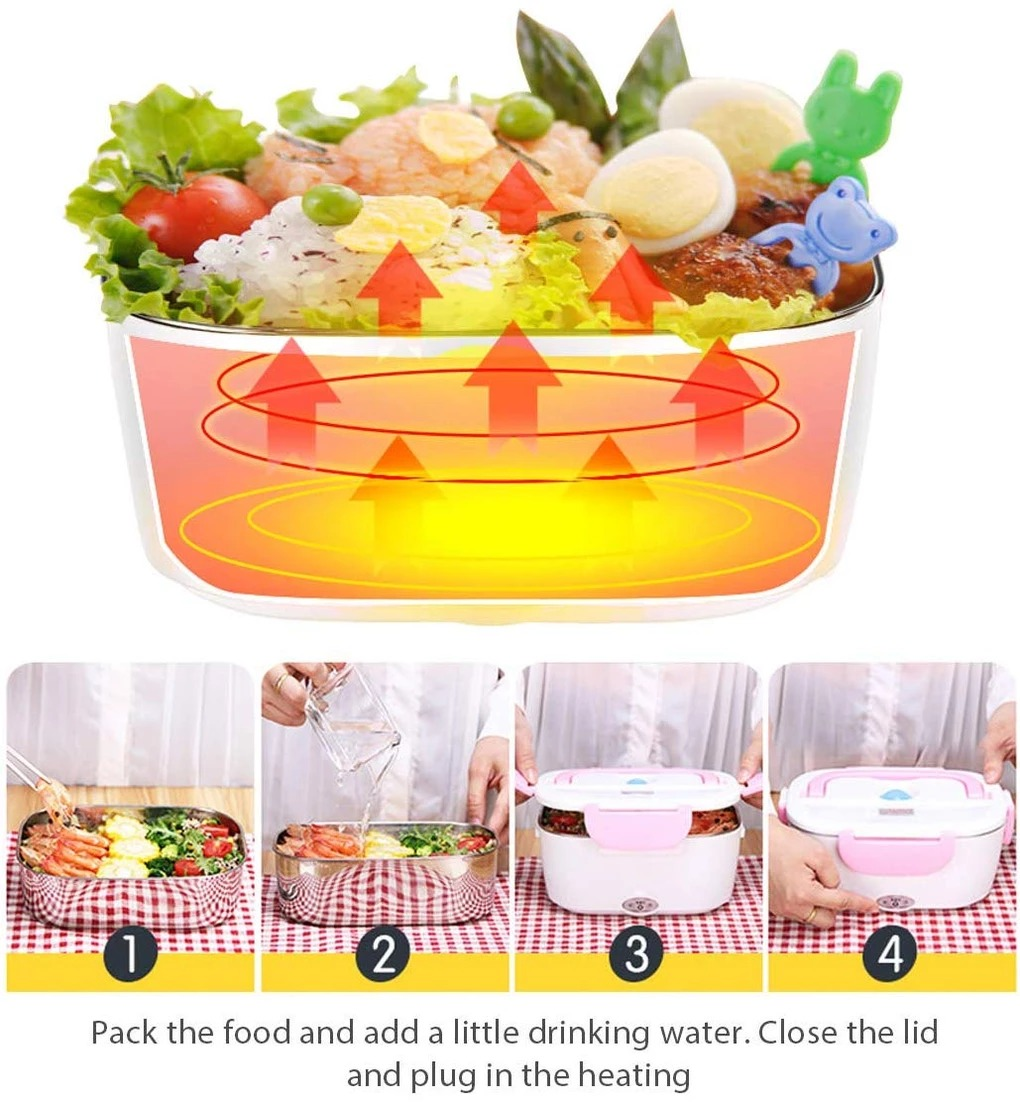 PREMIUM HEATING LUNCHBOX(Buy 2 Free Shipping)