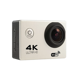 4K Action Camera (Free Accessories)
