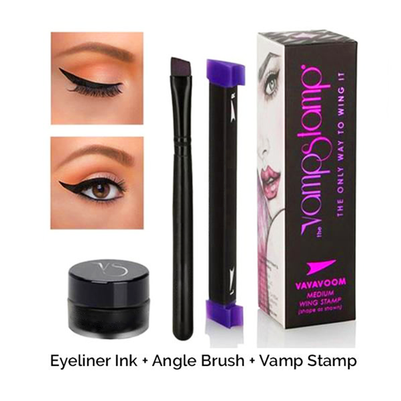 (ONLY DAY Promotion 40% OFF!) -Vamped Winged Eyeliner Stamp