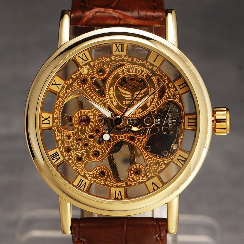 The Skeleton Watch(Free shipping worldwide!!!)