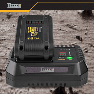 Fast Charging in TECCPO Power Tool