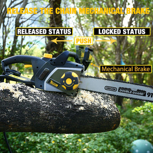 Electric Chainsaw 2