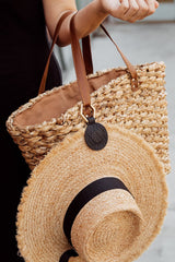 Round Hat Holder - TOPTOTE x LOC - Black