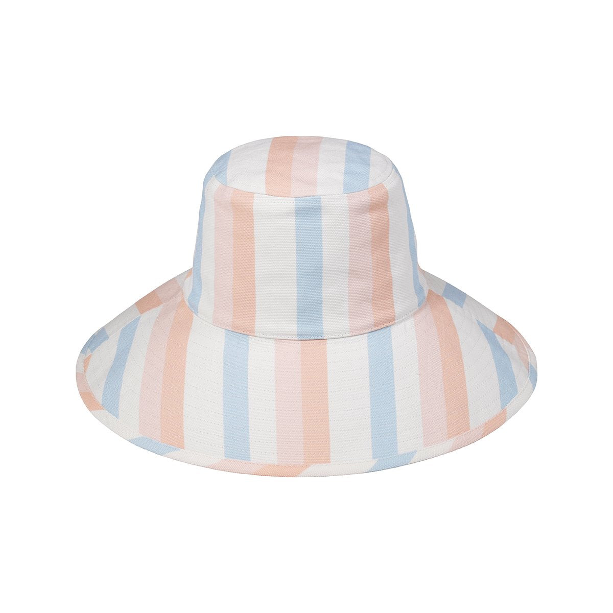 Holiday Bucket - Candy Stripe