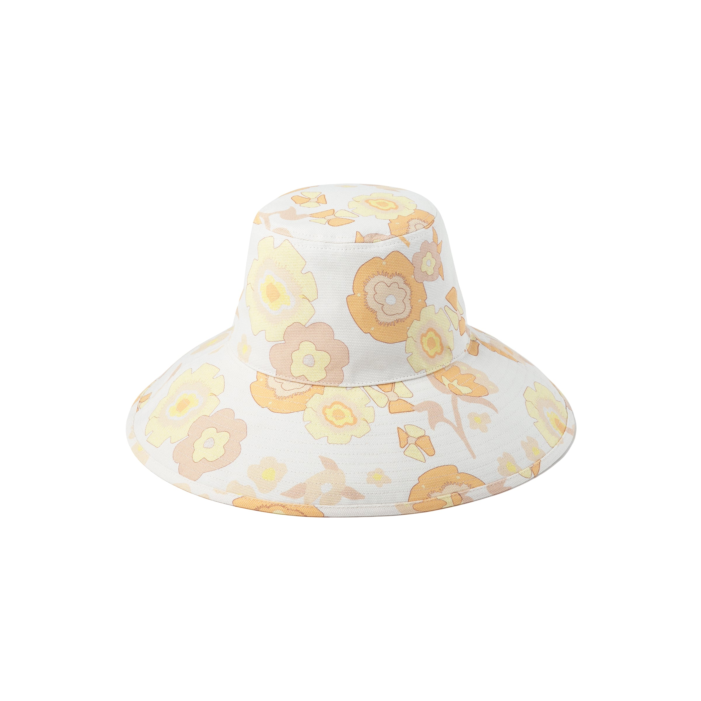Holiday Bucket - Retro Yellow