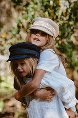 Riviera Cap - Gold - Kids
