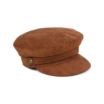 Vegan Lola Cap - Brown