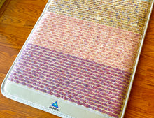 Load image into Gallery viewer, PROFESSIONAL GRADE ACUMAT® - INFRARED CHAKRA STONE THERAPY MAT