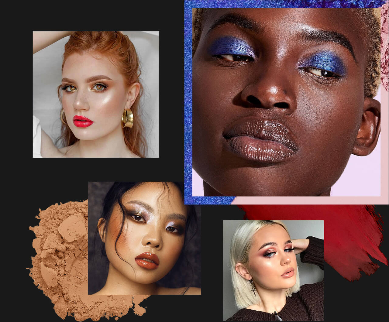 Modern, Authentic Beauty For Every Shade, Skin Tone, and Attitude