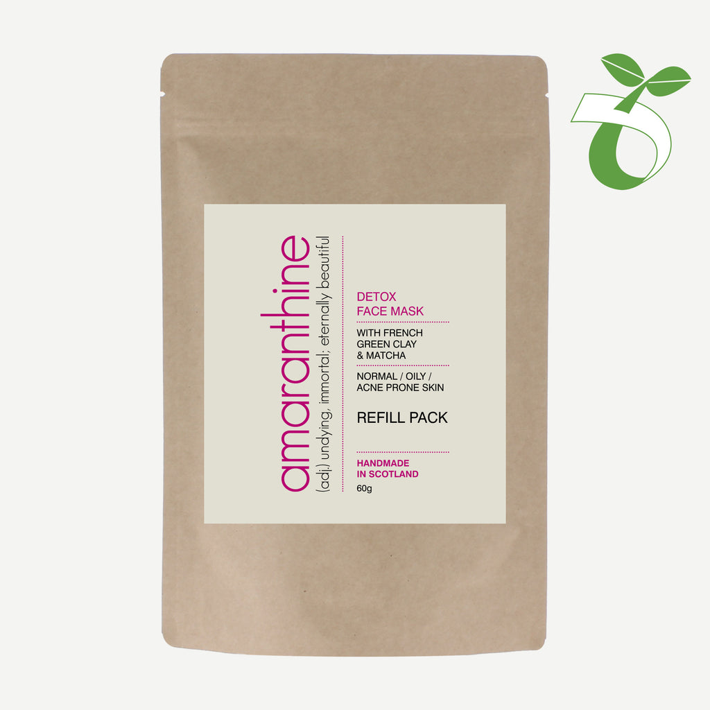 Detox Mask Sachet Photo (refill version)