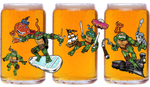 Time Hop (Heroes in a Hop Shell V3) - 2 Glasses
