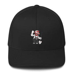 Angry Cecil Dad Cap (Twill)