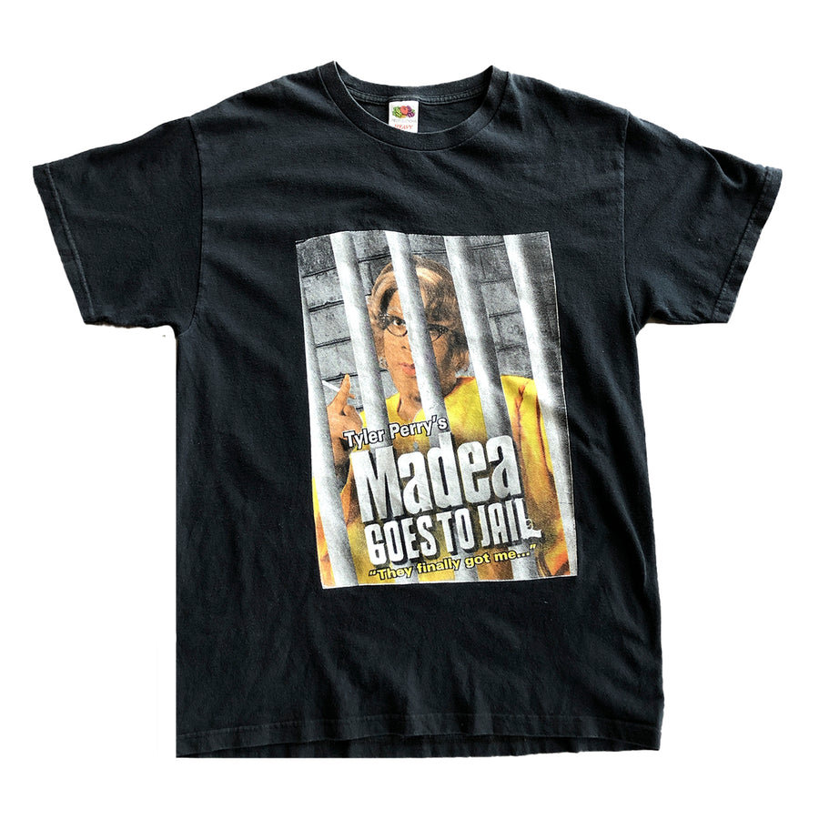 00s Tyler Perry's Madea Goes To Jail Tee L