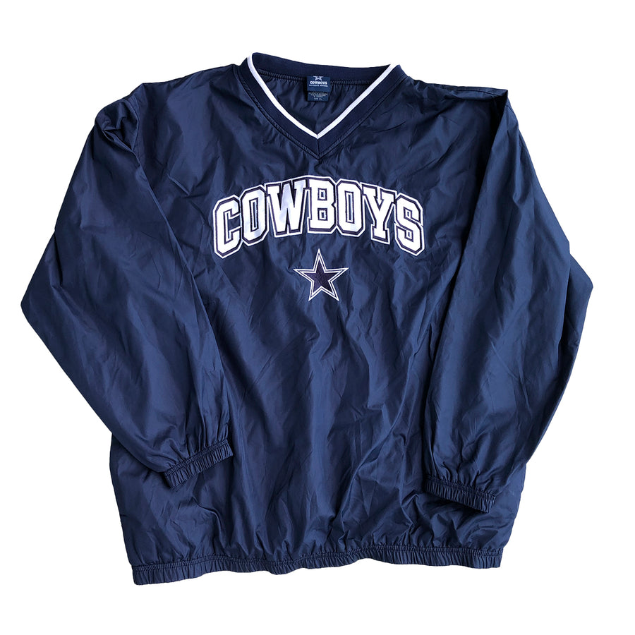 NFL Dallas Cowboys Pullover Jacket XL