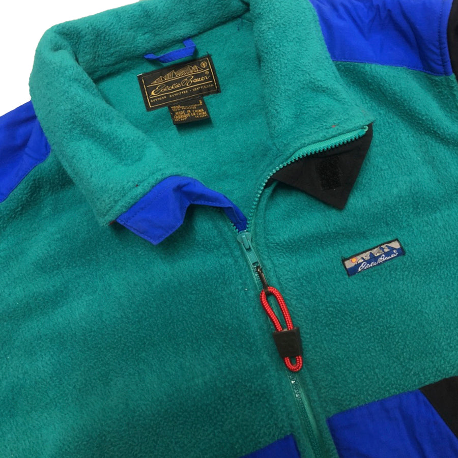 Vintage Eddie Bauer Fleece Jacket S
