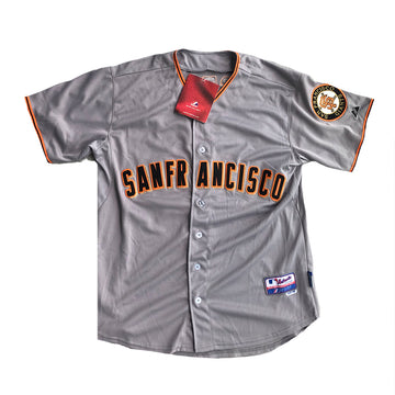 MLB San Francisco Giants Tim Lincecum #55 Jersey NWT XL