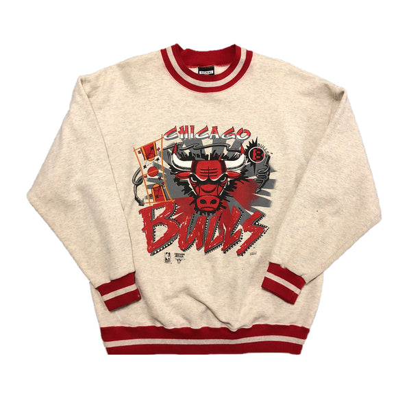 Vintage NBA Chicago Bulls Crewneck Sweater L
