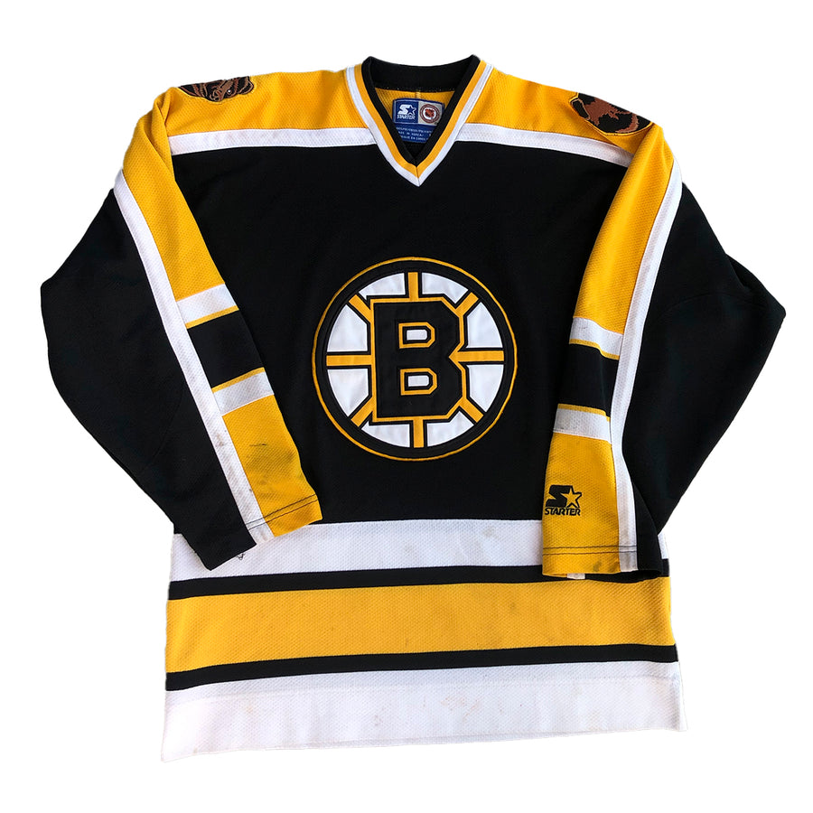 Vintage Starter NHL Boston Bruins Jersey M