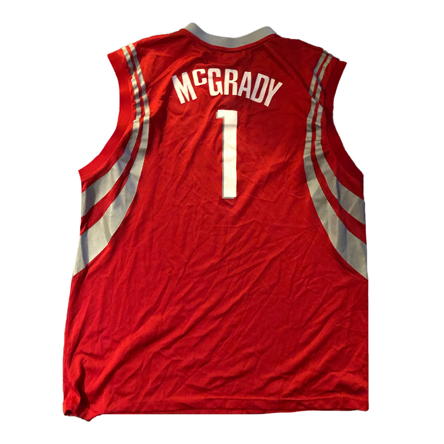 Reebok NBA Tracy Mcgrady Houston Rockets Jersey XL