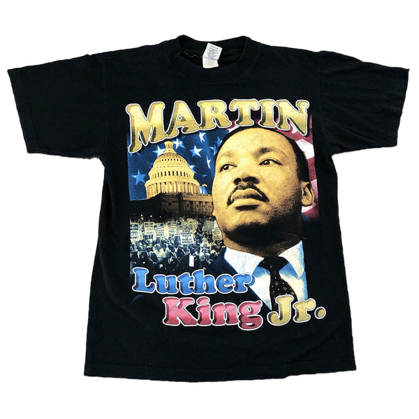Vintage Bootleg Martin Luther King Jr. Rap Tee Medium