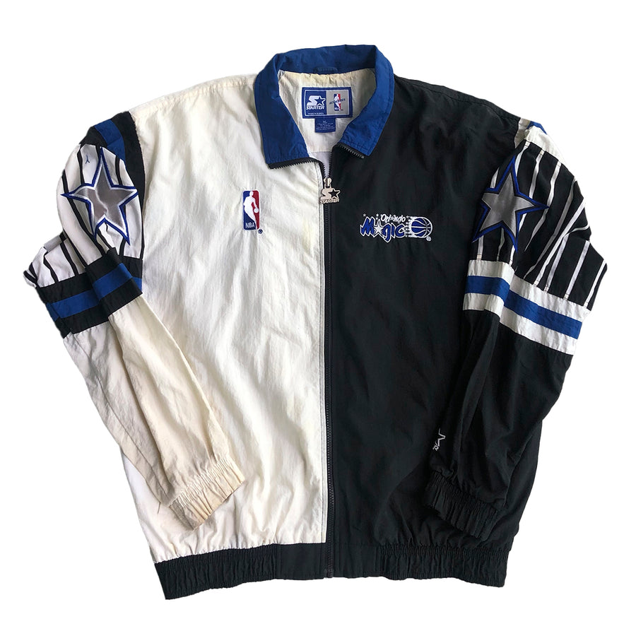 Vintage Starter NBA Orlando Magic Windbreaker Jacket XL