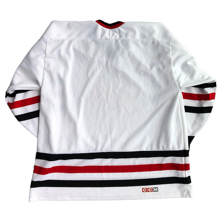 Vintage CCM NHL Chicago Blackhawks XL