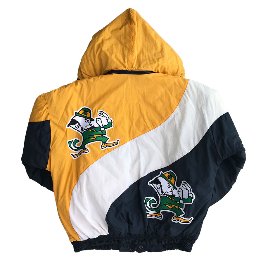 Vintage Notre Dame Fighting Irish Jacket NWT M