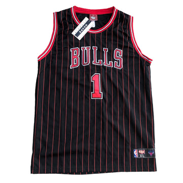 NBA Chicago Bulls Derrick Rose Jersey XL NWT