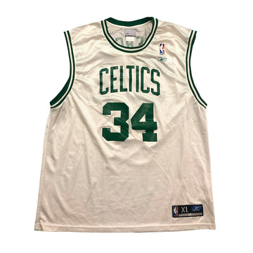 Reebok NBA Paul Pierce Boston Celtics Jersey L/XL